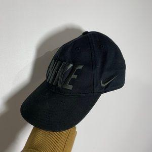 Nike athletic logo hat